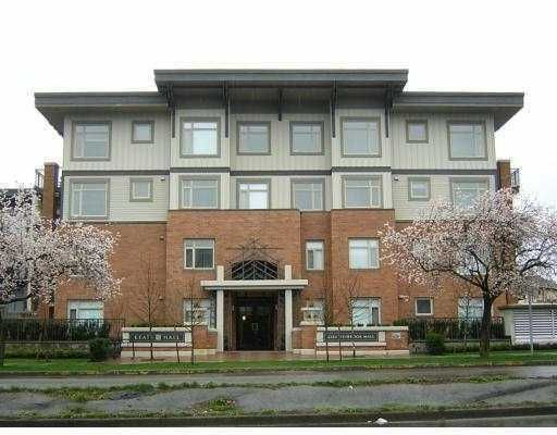 """Main Photo: 403 2280 WESBROOK MA in Vancouver: University VW Condo for sale in """"KEATS MALL"""" (Vancouver West)  : MLS®# V662052"""