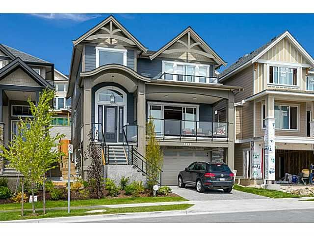 Main Photo: 3509 SHEFFIELD Avenue in Coquitlam: Burke Mountain House for sale : MLS®# V1115197