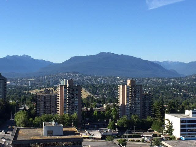 Main Photo: 2308 6588 NELSON AVENUE in : Metrotown Condo for sale : MLS®# V1131235