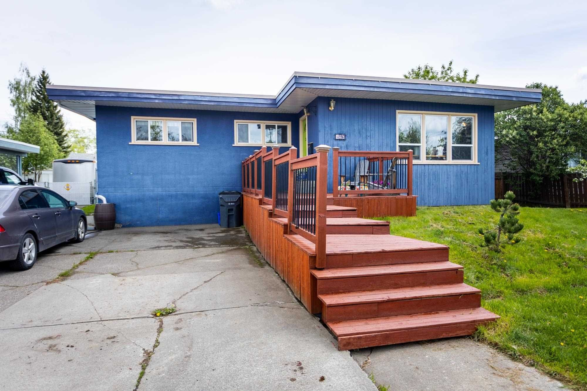 """Main Photo: 456 MELVILLE Avenue in Prince George: Crescents House for sale in """"Crescents"""" (PG City Central (Zone 72))  : MLS®# R2595295"""