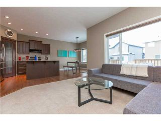 Photo 6: 115 BRIGHTONCREST Rise SE in : New Brighton Residential Detached Single Family for sale (Calgary)  : MLS®# C3605895