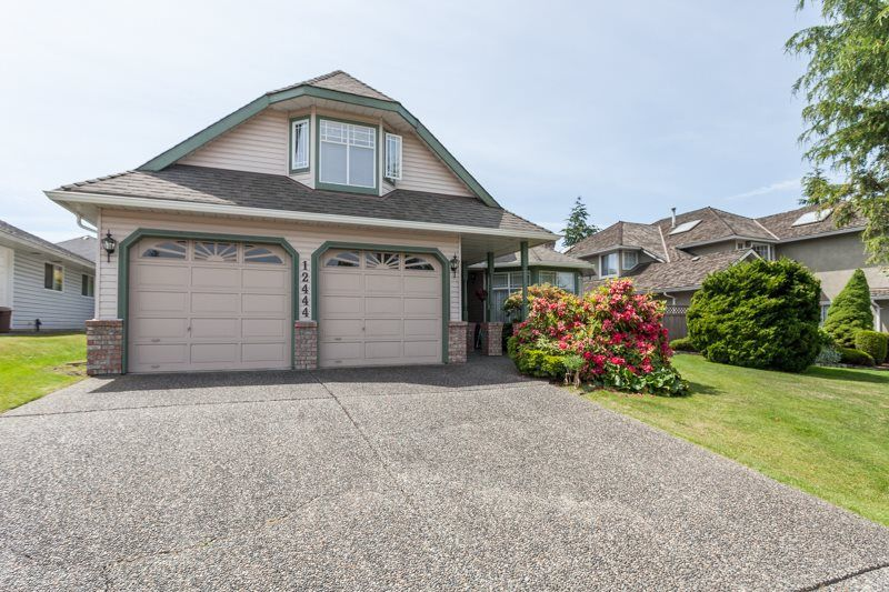 """Main Photo: 12444 63A Avenue in Surrey: Panorama Ridge House for sale in """"Boundary Park"""" : MLS®# R2075059"""