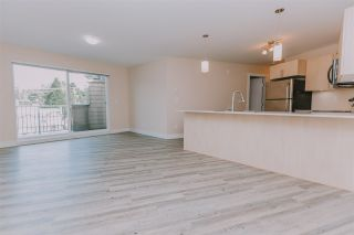 """Photo 3: 424 2565 CAMPBELL Avenue in Abbotsford: Central Abbotsford Condo for sale in """"ABACUS UPTOWN"""" : MLS®# R2381899"""