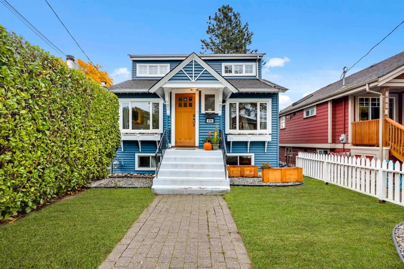 FEATURED LISTING: 4346 JAMES Street Vancouver