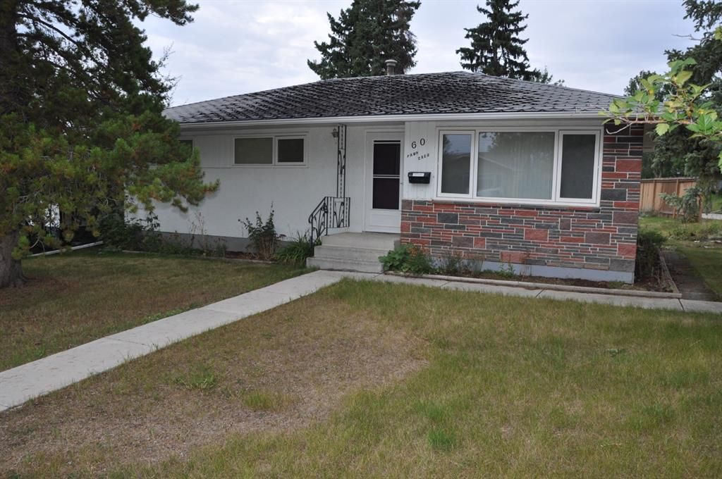 Main Photo: 60 Fawn Crescent SE in Calgary: Fairview Detached for sale : MLS®# A1142937