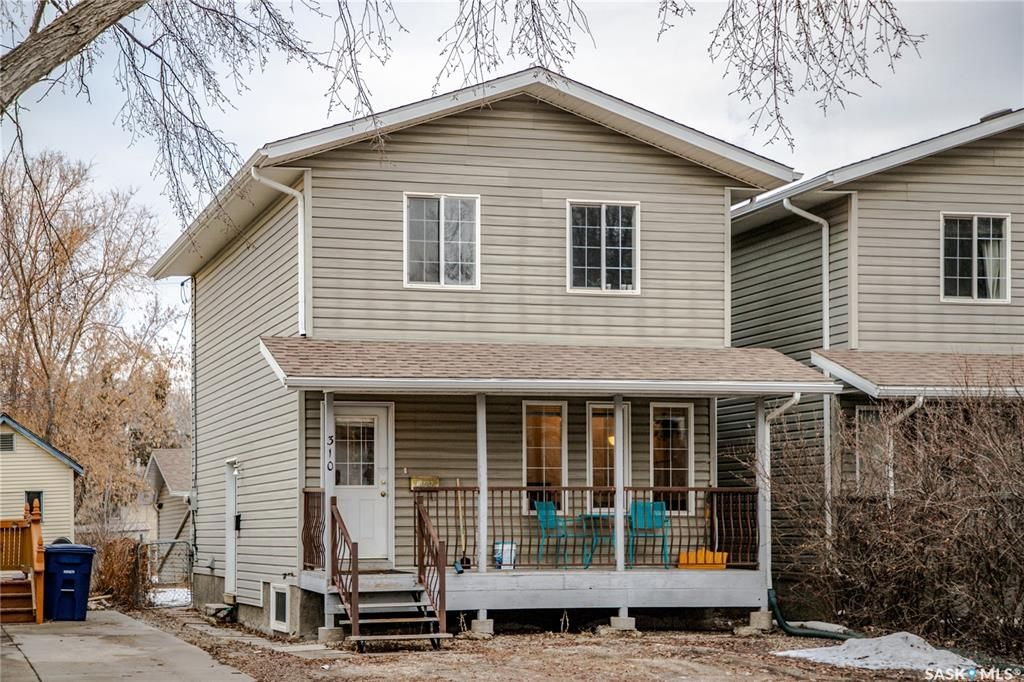 Main Photo: 310B 109th Street West in Saskatoon: Sutherland Residential for sale : MLS®# SK846956