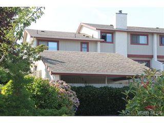 Photo 1: 30 1480 Garnet Rd in VICTORIA: SE Cedar Hill Row/Townhouse for sale (Saanich East)  : MLS®# 691734