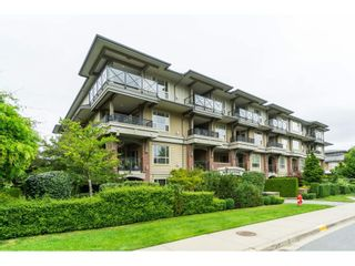 """Photo 1: 407 15357 17A Avenue in Surrey: King George Corridor Condo for sale in """"Madison"""" (South Surrey White Rock)  : MLS®# R2479245"""