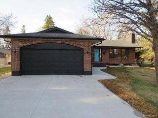 Photo 1: 3793 Vialoux Drive in Winnipeg: Residential for sale (1F)  : MLS®# 1811449
