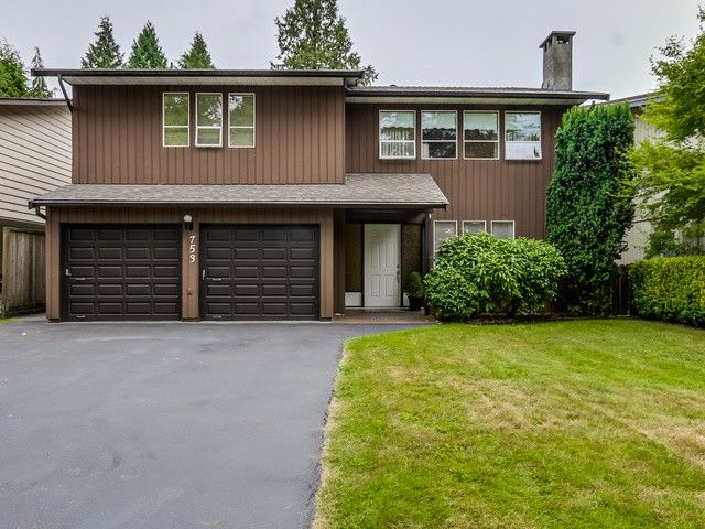 Photo 1: Photos: 753 E 18TH ST in North Vancouver: Boulevard House for sale : MLS®# V1130313