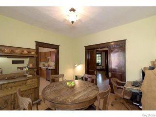 Photo 6: 139 Home Street in WINNIPEG: West End / Wolseley Residential for sale (West Winnipeg)  : MLS®# 1517545