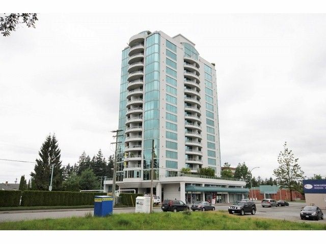 "Main Photo: 1402 32330 S FRASER Way in Abbotsford: Abbotsford West Condo for sale in ""TOWN CENTRE"" : MLS®# F1415327"
