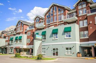 Photo 1: 201 Rot.AB 1151 Sidney Street: Canmore Apartment for sale : MLS®# A1131412