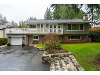 "Photo 1: 4620 209A Street in Langley: Langley City House for sale in ""Uplands"" : MLS®# R2431570"