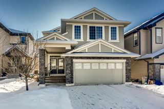 Photo 1: 1321 PRAIRIE SPRINGS Park SW: Airdrie Detached for sale : MLS®# A1066683