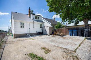 Photo 28: 695 Garfield Street North in Winnipeg: West End Residential for sale (5C)  : MLS®# 202015307
