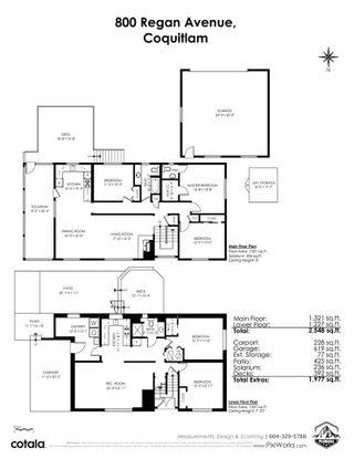 Photo 40: 800 REGAN Avenue in Coquitlam: Coquitlam West House for sale : MLS®# R2560584