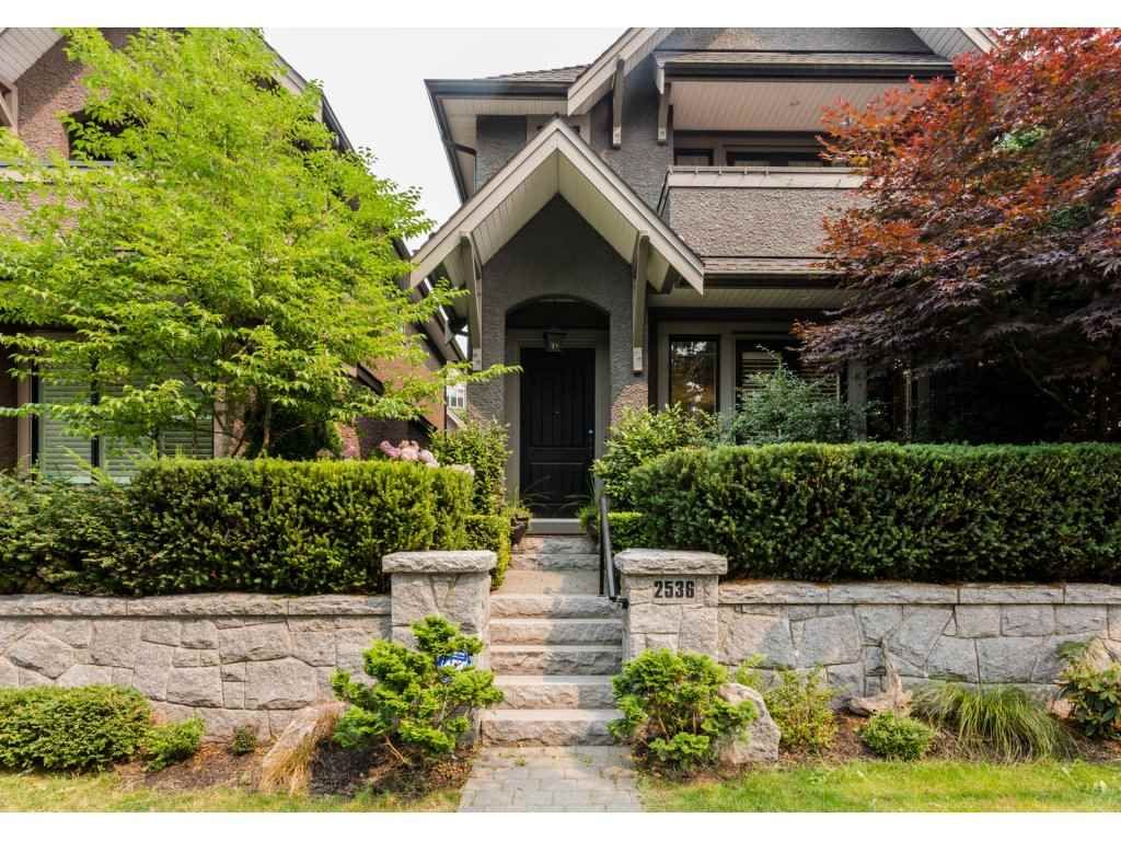"""Main Photo: 2536 128 Street in Surrey: Elgin Chantrell House for sale in """"Crescent Heights"""" (South Surrey White Rock)  : MLS®# R2193876"""