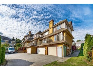 Photo 37: 4 1130 HACHEY Avenue in Coquitlam: Maillardville Townhouse for sale : MLS®# R2623072