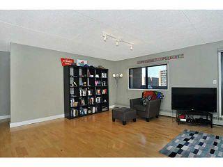 Photo 8: 803 1414 12 Street SW in CALGARY: Connaught Condo for sale (Calgary)  : MLS®# C3572362