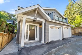 """Photo 3: 5860 ALMA Street in Vancouver: Southlands Townhouse for sale in """"ALMA HOUSE"""" (Vancouver West)  : MLS®# R2624433"""