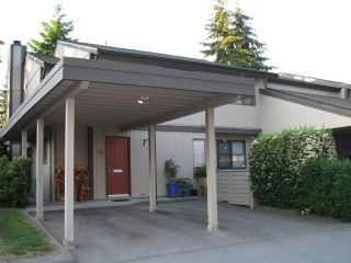 "Photo 1: 46 6712 BAKER Road in Delta: Sunshine Hills Woods Townhouse for sale in ""SUNRIDGE ESTATES"" (N. Delta)  : MLS®# F2912502"