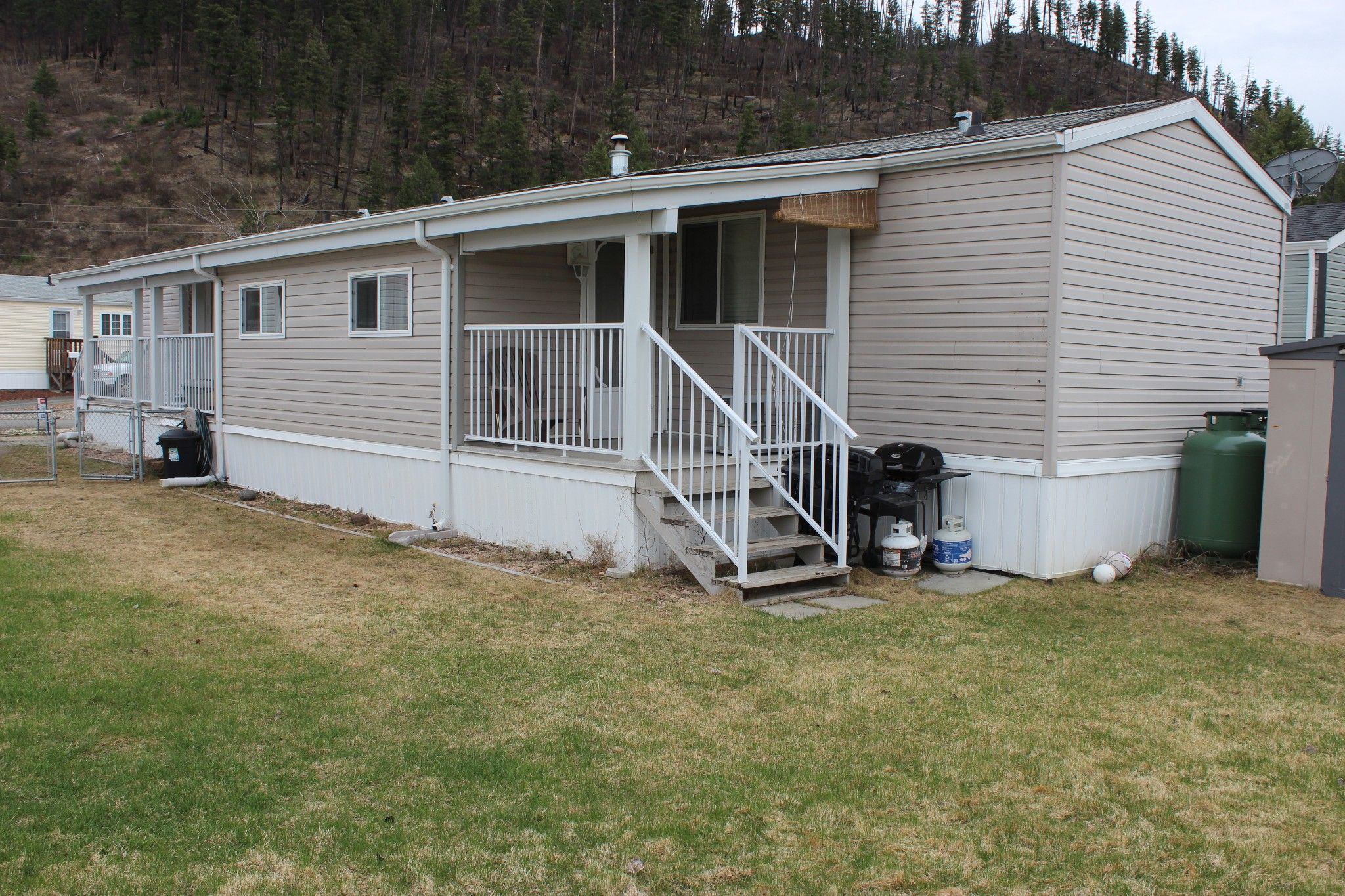 Photo 14: Photos: 31 4510 Power Road: Barriere Manufactured Home for sale (Kamloops)  : MLS®# 156187