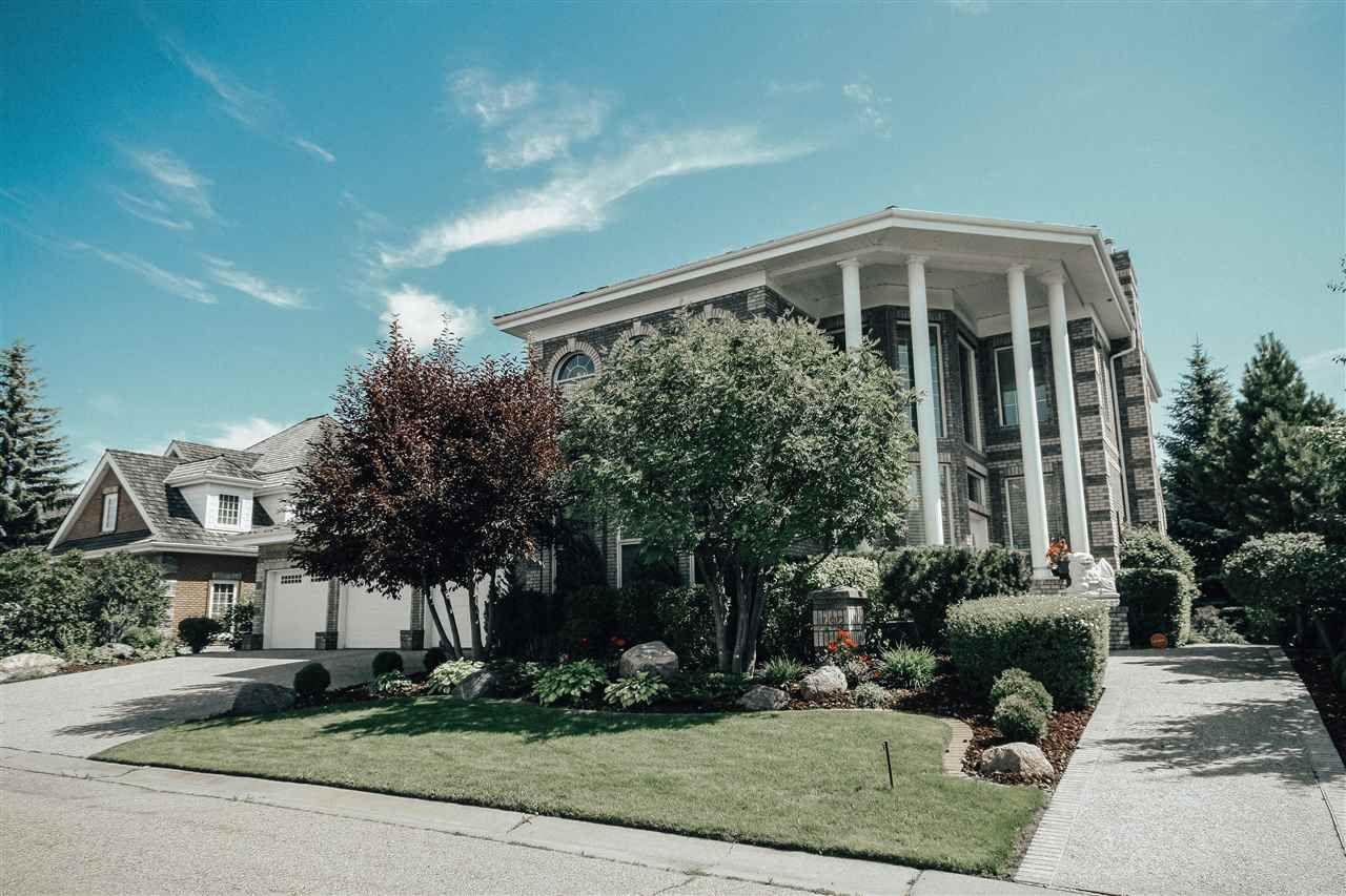 Main Photo: 1492 Welbourn Drive in Edmonton: Zone 20 House for sale : MLS®# E4255652