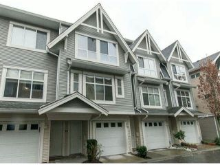 Photo 1: 18 6450 199 Street in Logan's Landing: Home for sale : MLS®# F1305726
