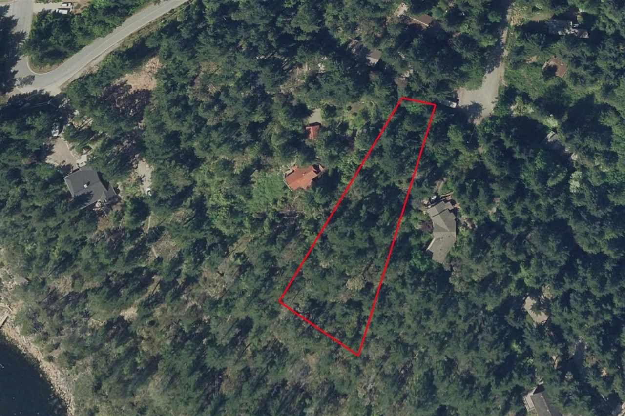 Main Photo: LOT 108 SEAVIEW Road in Sechelt: Sechelt District Land for sale (Sunshine Coast)  : MLS®# R2577750