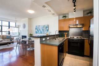 "Photo 1: 516 2268 REDBUD Lane in Vancouver: Kitsilano Condo for sale in ""ANSONIA"" (Vancouver West)  : MLS®# R2570729"
