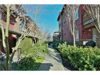 "Photo 17: 114 675 PARK Crescent in New Westminster: GlenBrooke North Townhouse for sale in ""WINCHESTER"" : MLS®# V1051664"