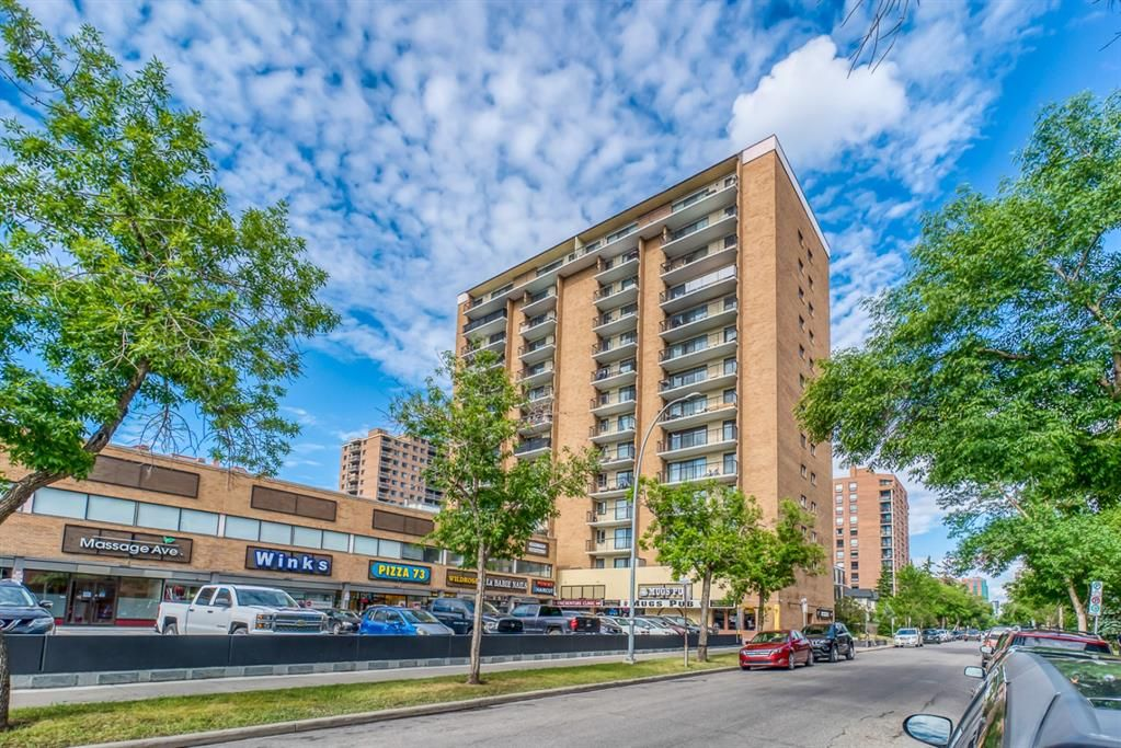 Main Photo: 1101 1330 15 Avenue SW in Calgary: Beltline Apartment for sale : MLS®# A1124007