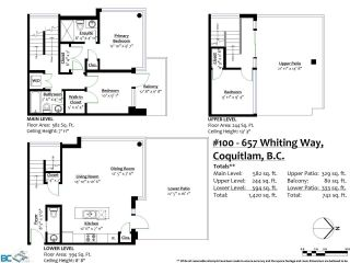 Photo 20: 100 657 WHITING Way in Coquitlam: Coquitlam West Townhouse for sale : MLS®# R2614813