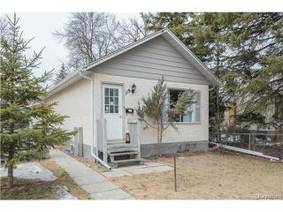 Photo 1: 119 Guay Avenue in Winnipeg: St Vital Residential for sale (2D)  : MLS®# 1704073