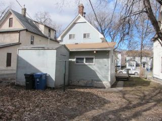 Photo 16: 286 Pritchard Avenue in WINNIPEG: North End Residential for sale (North West Winnipeg)  : MLS®# 1408771
