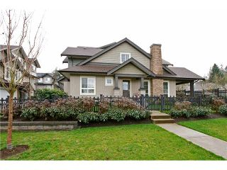 """Photo 1: 62 21867 50TH Avenue in Langley: Murrayville Townhouse for sale in """"WINCHESTER"""" : MLS®# F1432608"""