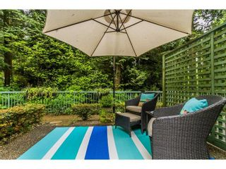 """Photo 18: 2 65 FOXWOOD Drive in Port Moody: Heritage Mountain Townhouse for sale in """"FOREST HILL"""" : MLS®# R2060866"""