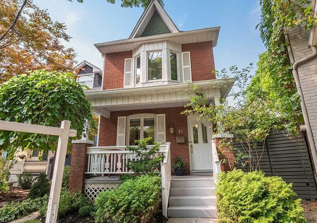 Main Photo: 34 Wardell Street in Toronto: South Riverdale House (2-Storey) for sale (Toronto E01)  : MLS®# E4914068