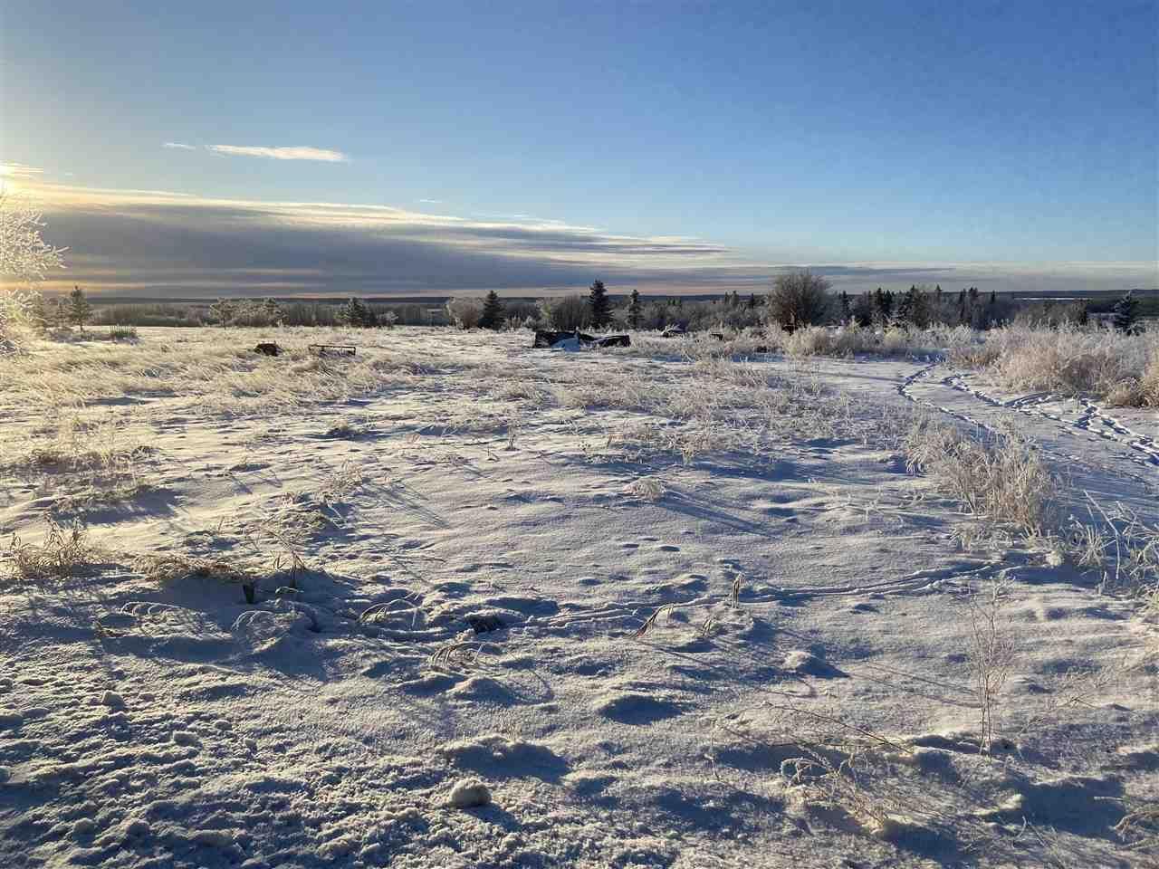 """Main Photo: 16598 259 Road in Fort St. John: Fort St. John - Rural E 100th Land for sale in """"ROSE PRAIRIE"""" (Fort St. John (Zone 60))  : MLS®# R2521724"""