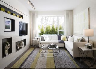 Photo 7: 311 9877 UNIVERSITY CRESCENT in Burnaby: Simon Fraser Univer. Condo for sale (Burnaby North)  : MLS®# R2144150