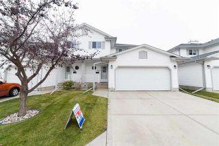 Photo 1: #107 4302 48 ST: Leduc Townhouse for sale : MLS®# E4086074