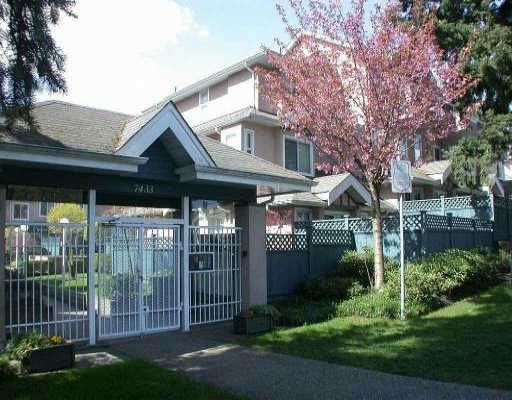 """Main Photo: 38 7433 16TH Street in Burnaby: Edmonds BE Townhouse for sale in """"VILLAGE DEL MAR"""" (Burnaby East)  : MLS®# V672755"""