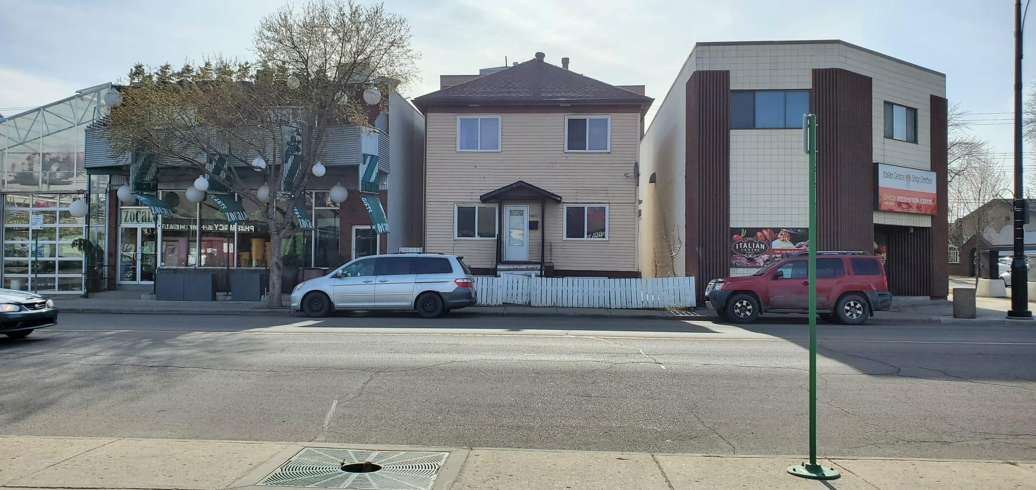 Main Photo: 10830 95 Street in Edmonton: Zone 13 Multi-Family Commercial for sale : MLS®# E4248292