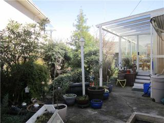 Photo 7: 8200 CLAYBROOK RD in Richmond: Boyd Park House for sale : MLS®# V880467