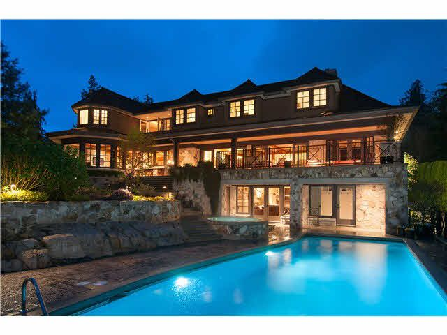 Main Photo:  in : Caulfeild House for sale (West Vancouver)