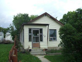 Photo 1: 15 Morier Avenue in WINNIPEG: St Vital Residential for sale (South East Winnipeg)  : MLS®# 1214352