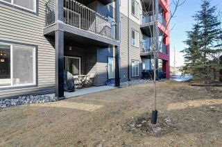 Photo 33: 104 340 WINDERMERE Road in Edmonton: Zone 56 Condo for sale : MLS®# E4247159