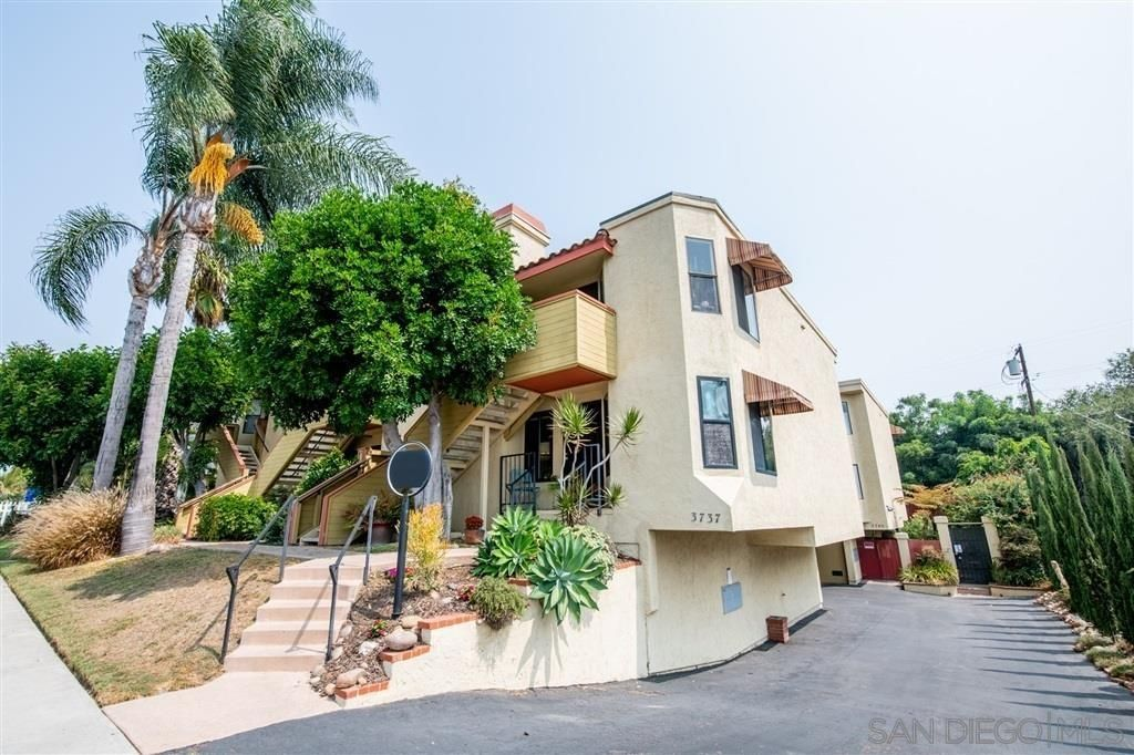 Main Photo: NORTH PARK Condo for sale : 2 bedrooms : 3737 Mississippi St #4 in San Diego