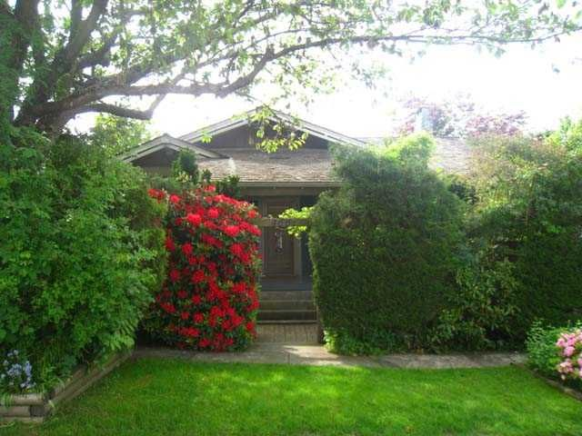 FEATURED LISTING: 4661 St Catherines Street Vancouver